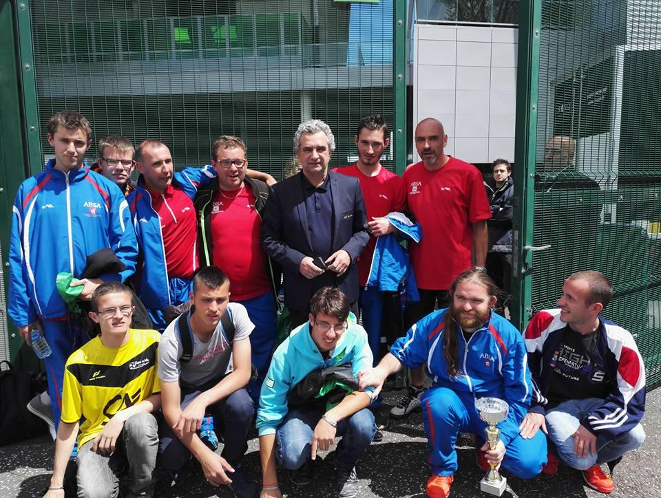 Tournoi de St Etienne mai 2017