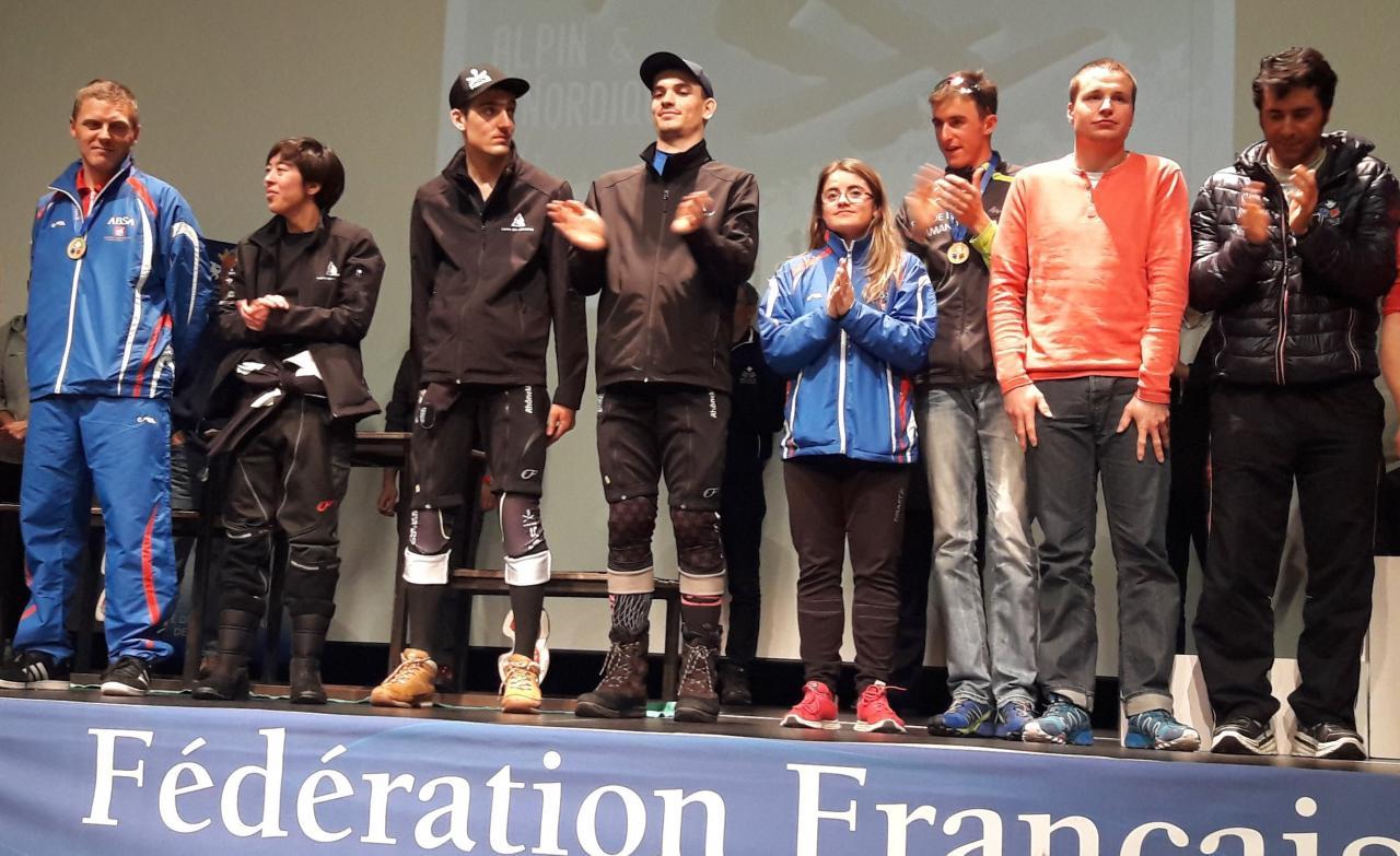 Championnat de France, Autrans Méaudre 2018