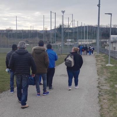 Plateau n°4, Aubenas mars 2018