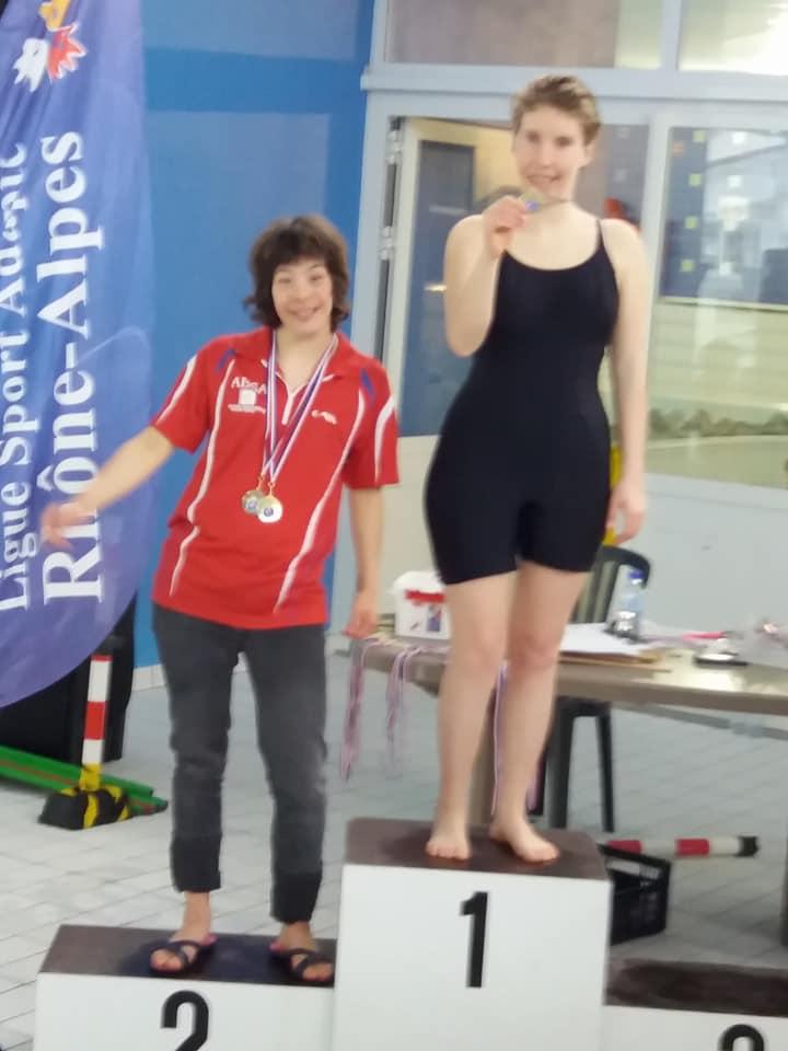 Championnat de France natation, mars 2018