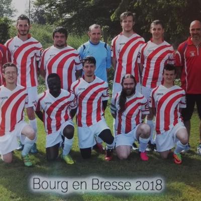 CF Bourg en Bresse mai 2018
