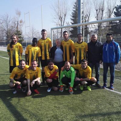 Plateau St Etienne avril 2019