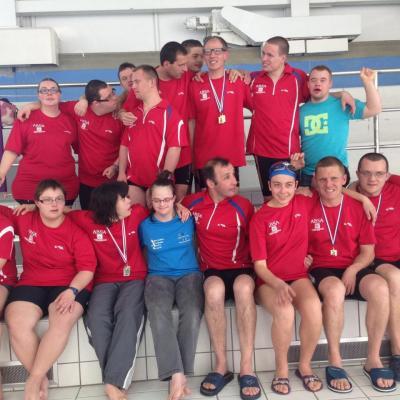 Championnat Régional natation 2016