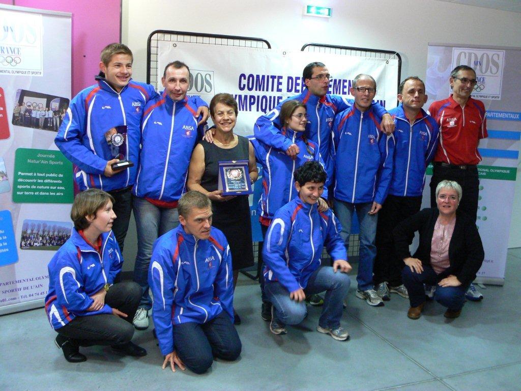 Soirée des Champions 2015