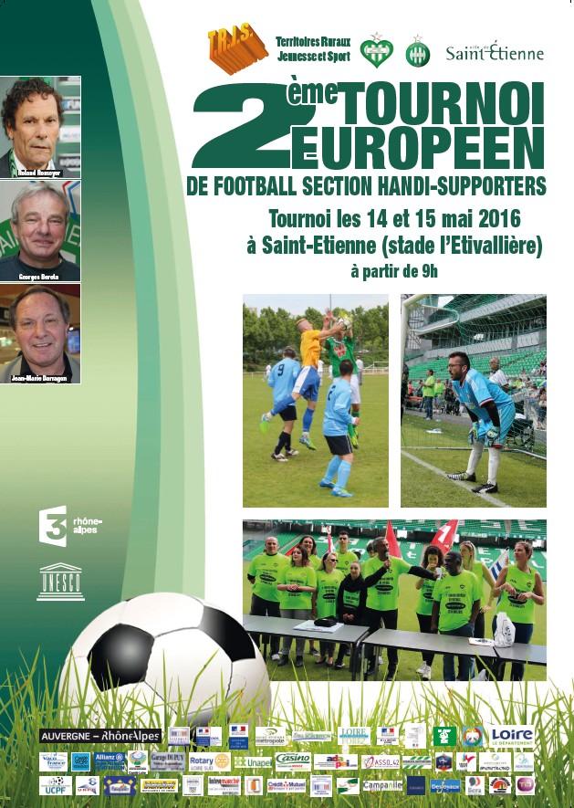 Foot euro 2e tournoi