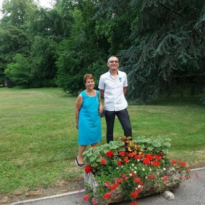 Michel et rosine prefecture juin 2017