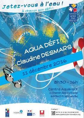 Aqua défi 2016